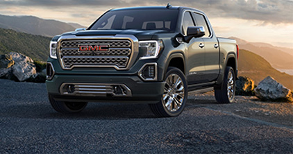 GMC Leveling Lift Kits