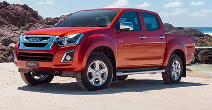 Isuzu Leveling Lift Kits