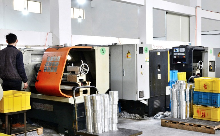 Sanlishin CNC Workshop Production