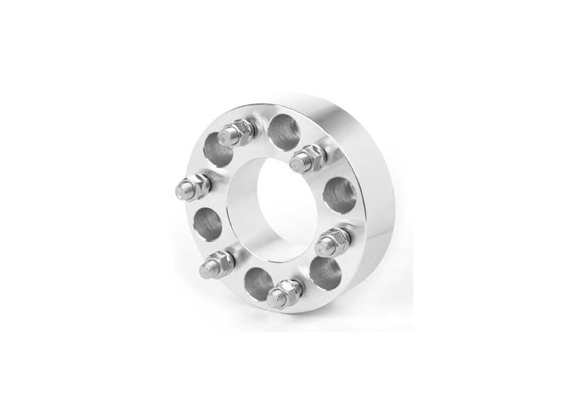 2 inch Silver Wheel Spacer 6x135/6x135