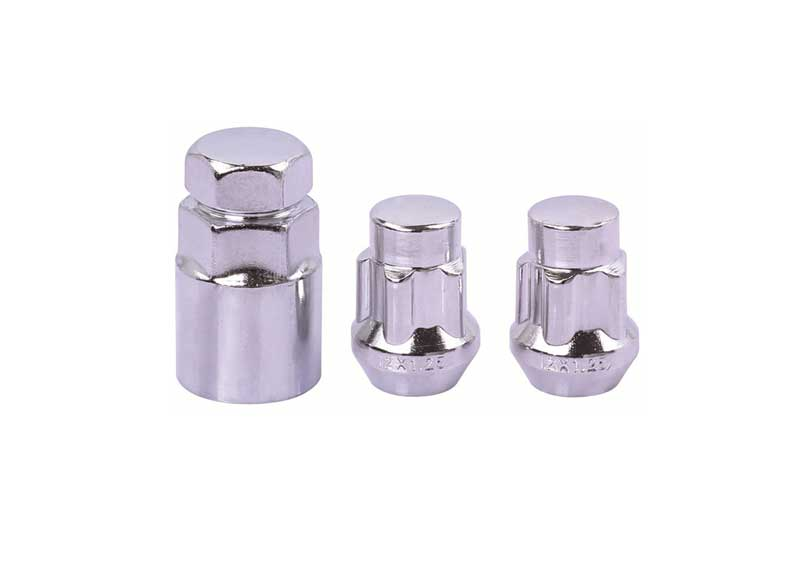 Closed End Lug Nut Set M12X1.25