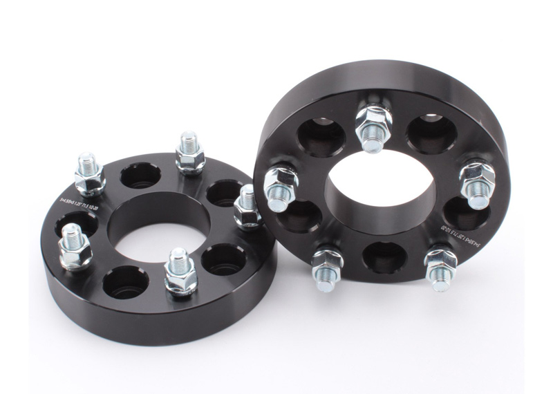 1.25 inch Wheel Adapters 5x4.5 to 5x5(5x114.3 to 5x127) Changes Bolt Pattern